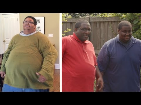 Two Years Ago, This Man Was 500 Pounds. Now He Is Two Men Who Weigh 250 Pounds.