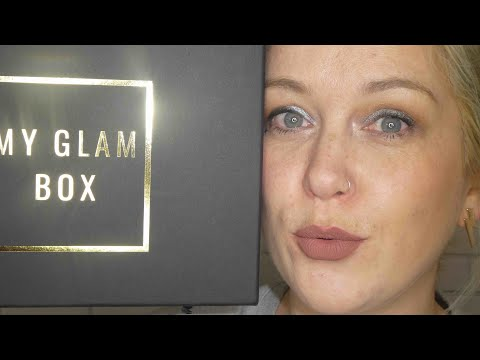 My Glam Box! NEW BOX! £18.99! March 18