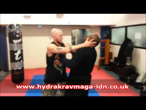 Urban Krav Maga North East London: Target Points & Simple Methods of Attack & Bonus RECCR