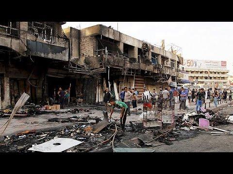 Μπαράζ φονικών επιθέσεων στο Ιράκ