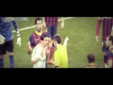 Real Madrid vs Barcelona 3-4 [ CLASSICO ] FULL GOALS HD  ! 2014.