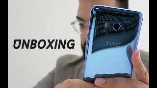 """Time to Unbox HTC's latest flagship android smartphone. HTC U11 in liquid metal blue. Featuring top specs including Qualcom Snapdragon 835, 6GB RAM and 128GB Storage. Also the 1st smartphone to feature 'squeeze' feature. Used to bring up programable functions.✩ Twitter - http://www.twitter.com/emkwan✩ Instagram - http://www.instagram.com/emkwan✩ Snapchat - EMKWAN✩ FaceBook - http://www.facebook.com/emkwan.page✩ Blog/Website - http://emkwan.comFor vlogs subscribe to: http://emkwan.com/vlogs__Shot on a Canon G7X, Sometimes a Canon Legria Mini X or Go Pro Hero 4 Session__FAQs:- How old are you? - 33- Where do you live? - Abu Dhabi, UAE- What Phone(s) do you use? - iPhone 7 Plus- What is your job? - Lecturer and Working with brands on social media- What editing program do you use? - iMovie, FCPX and Motion- How long do your vlogs take to edit? - They vary from 15mins - 3 hours +- Where are you originally from? - Born and raised in the UK, Leicester- Can you get me a job in Dubai? - no sorry, I'm not in recruitmentStill got questions? Submit your questions here #AskEMKWANhttp://emkwan.com/ask__Peace and BlessingsEMKWAN REVIEWS is a weekly channel set up by EMKWAN for unboxing, reviews on technology, luxury watches and lifestyle.EMKWAN is an award winning YouTuber, Digital and Social Media Influencer who is regarded as """"One of the UAE's leading video bloggers."""" (Esquire Magazine). Originally from the UK now based in Abu Dhabi. In 2015, EMKWAN was handed the Esquire Magazine's Digital Influencer award and selected as one of AHLAN!'s Hot 100 Influencers of the Middle East."""