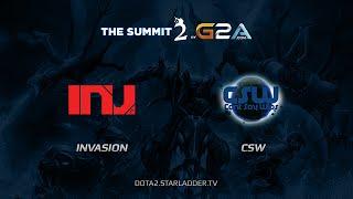 Invasion vs CSW, game 2