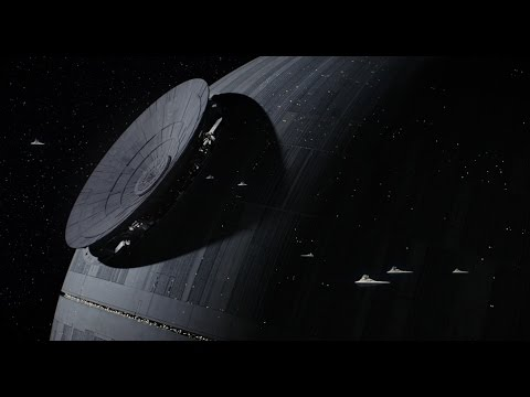 Disneys Spaceship Earth Transforms into the Death Star FULL EVENT_Legjobb videók: Űrhajó