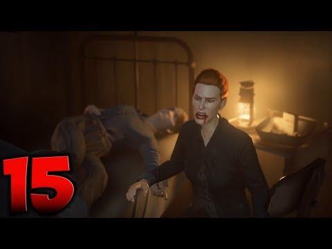 Vampyr. Прохождение. Часть 15 (Спалилась)