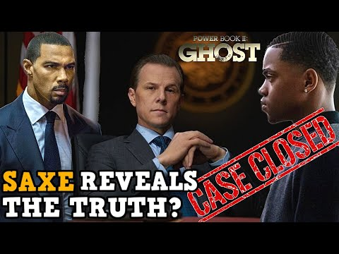 Power Book II: Ghost 'COOPER SAXE UNCOVERS TRUTH' THEORY EXPLAINED | Power Starz
