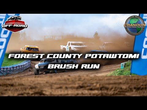 Championship Off road | 2020 Crandon Brush Run Recap