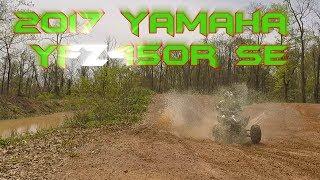 1. 2017 Yamaha YFZ450R SE
