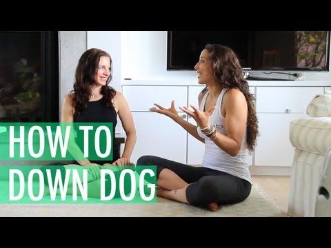 Down Dog – How to Yoga for Beginners – Adho Mukha Svanasana #blissedin – BEXLIFE