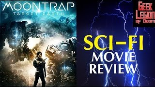 Nonton Moontrap   Target Earth   2017 Sarah Butler   Sci Fi Giant Robot Movie Review Film Subtitle Indonesia Streaming Movie Download