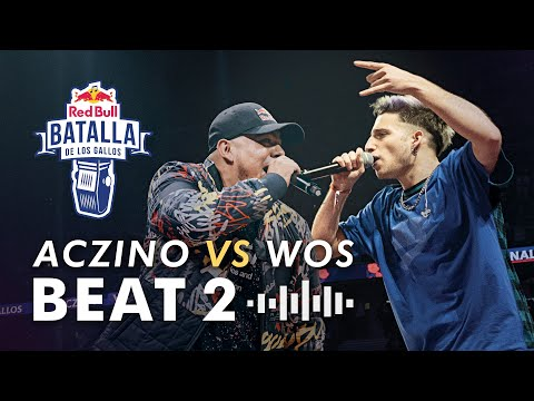 ACZINO vs WOS | BEAT 2: RESTOS de ALCAZONE