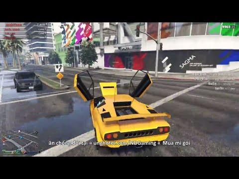 GTA 5 Online - Duy 1st đi đua xe kiếm hạng nhất nào, miễn xé nhápppp