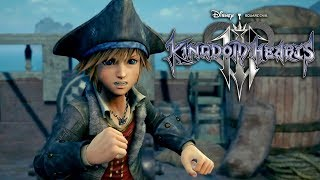 Video Kingdom Hearts III - Pirates of the Caribbean Trailer | E3 2018 MP3, 3GP, MP4, WEBM, AVI, FLV September 2018