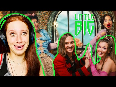 ENGLISH GIRL REACTS TO LITTLE BIG EVERYBODY (LITTLE BIG ARE BACK)