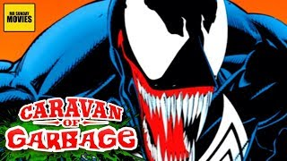 The Dumbest Venom Comic Of All Time - Caravan Of Garbage