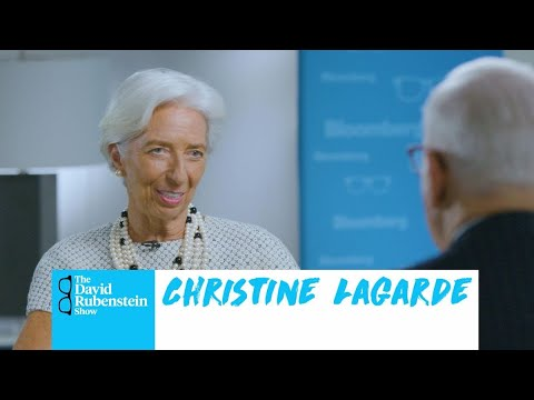 The David Rubenstein Show: Christine Lagarde
