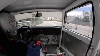 Circuito Vila Real 2017 Victor Araújo CNCC 1300 a volta da pole position
