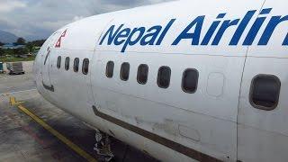 Video Nepal Airlines 757-2F8(C) - Flight from Kuala Lumpur Int'l (KUL) to Kathmandu Tribhuvan (KTM) MP3, 3GP, MP4, WEBM, AVI, FLV Juli 2018