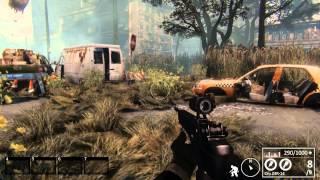 Nether Safe Zone Overrun - Survival FPS Sandbox MMO Game