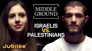 Video Can Israelis and Palestinians See Eye to Eye? || Creators for Change MP3, 3GP, MP4, WEBM, AVI, FLV November 2018