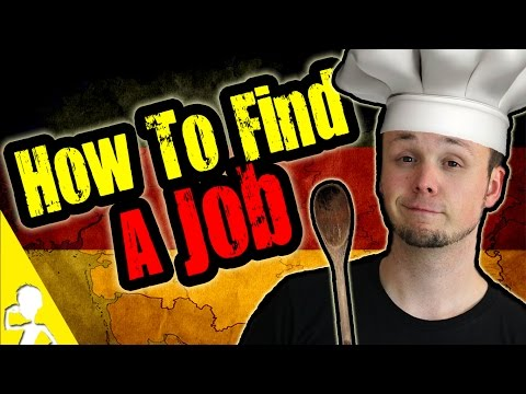 job - Wanna find work in Germany? All the information you need on your German job hunt right here in this video! Find Arbeit and Get Germanized! ----------------------------------------- Useful...