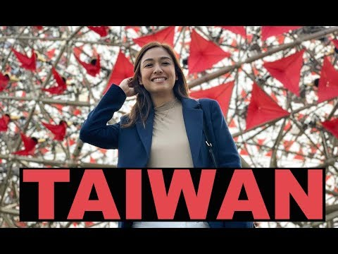 TAIWAN Travel Guide (2019) || Kelly Misa-Fernandez