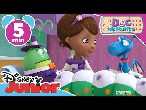 Doc McStuffins   Leggy Leo   Disney Junior UK