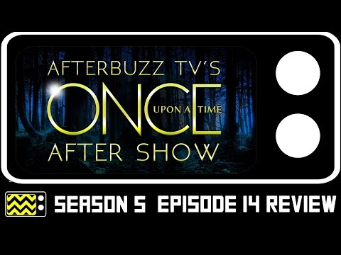 Once Upon a Time Season 5 Episodes 14 Review & After Show | AfterBuzz TV