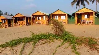 Agonda India  city photo : Agonda Beach South Goa India - 2016