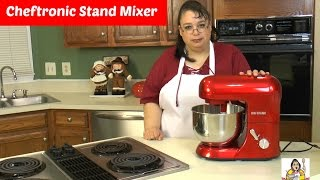 Cheftronic Stand Mixer Test & Review ~ Amy Learns to Cook
