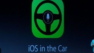 Video: Apple Reveals Full Integration For iOS In The Car, Brands Jumping On
