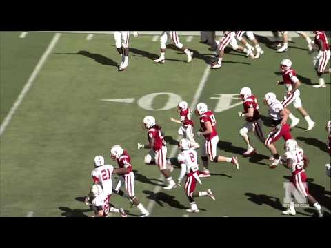 69 - Jack Hoffman scores a 69 yard touchdown in the 2013 Nebraska Spring Game. #TeamJack - http://www.facebook.com/pages/Team-Jack/130253380409979 For more visit ...