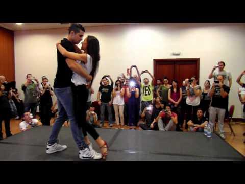 Kike & Fania - Bachata (видео)