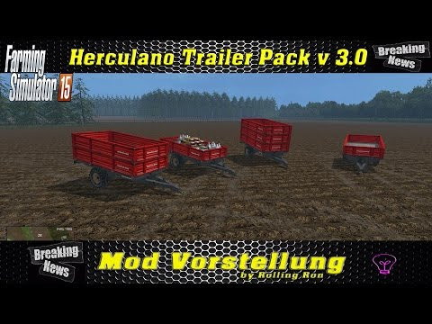 Herculano Trailers Pack v3.0