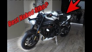 3. DEMO DAY - 2019 Triumph Speed Triple RS