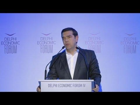 Αλ. Τσίπρας: Η Ελλάδα έχει τη δύναμη και την αυτοπεποίθηση να κοιτά μπροστά