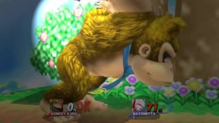 Donkey Kong, the smooth criminal