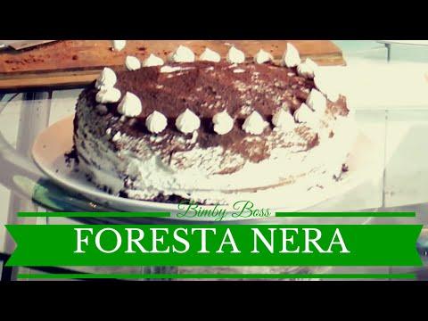 bimby - torta foresta nera!