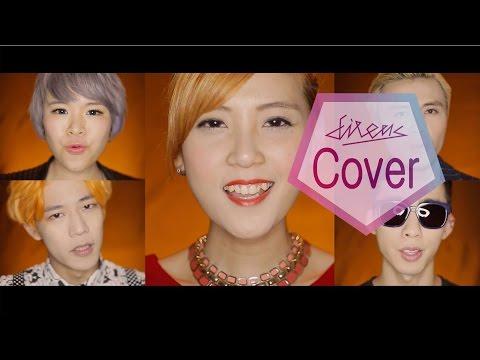 蔡依林 - Sirens藍色警報 Cover , 8首蔡依林的歌曲串在一起,展現 ...