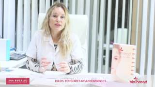 Dra. Bugallo - Tratamiento con Hilos Reabsorbibles Biotreads - El Lifting Sin Cirugía