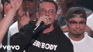Video Logic - 1-800-273-8255 (Live At The MTV VMAs / 2017) ft. Alessia Cara, Khalid MP3, 3GP, MP4, WEBM, AVI, FLV Januari 2019