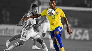 The Best of Brazilian Talent Gérson Santos da Silva (17yrs old, Central Attacking Midfielder) playing for Fluminense Football Club...