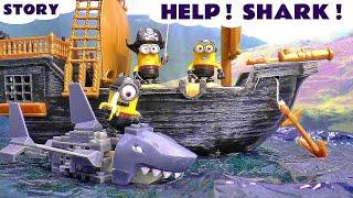 Help! Shark!
