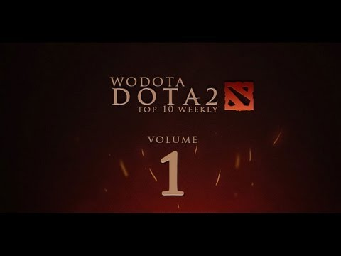 WoDotA - DotA 2 Top 10 Weekly