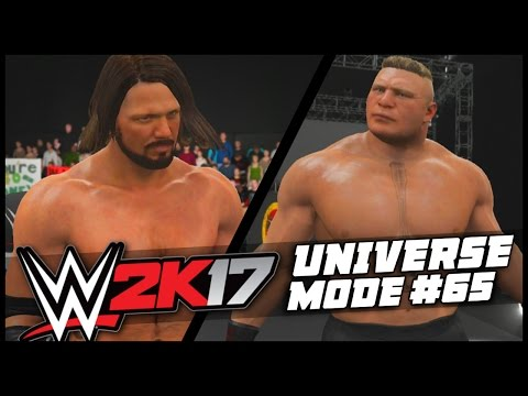 WWE 2K17 | Universe Mode - 'BEAST IN THE EAST!' (PART 2) | #65 (видео)
