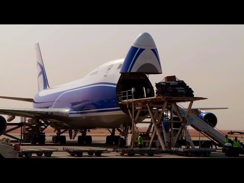 Iraq: UNHCR Aid Airlift