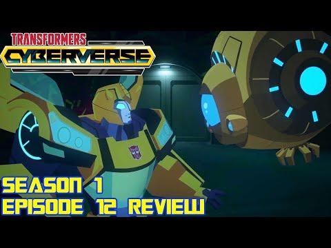 Transformers Cyberverse Season 1 Episode 12: Teletraan X REVIEW
