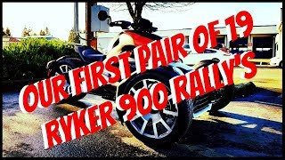 7. 2019 Can-Am Ryker Rally 900