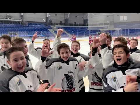 Хоккеисты «Тюменского Легиона-2006» выиграли Спартакиаду учащихся России! Сюжет о крупном триумфе!