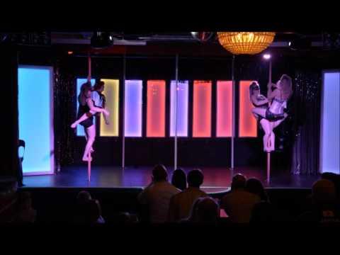 Pole a Thon 2017 Aphrodite - Burlesque comp (видео)
